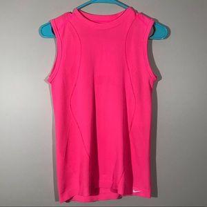 Nike Fit Dry Pink Tank Top M\L